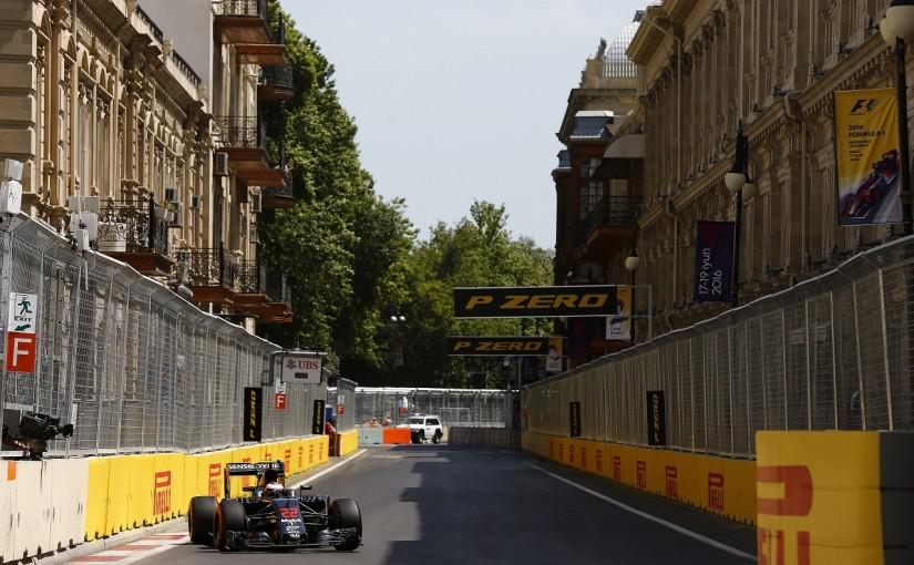 F1 | バトン「ケン・ブロックばりのスピンターンでタイヤを傷めた」:マクラーレン・ホンダ ヨーロッパ土曜