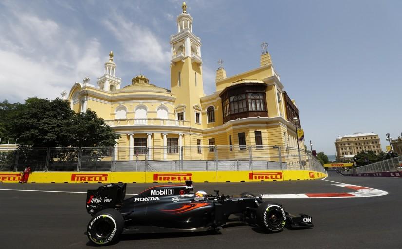 F1 | アロンソ「ストレートで0.7秒失うのは辛い。戦略的にも問題あり」:マクラーレン・ホンダ ヨーロッパ土曜