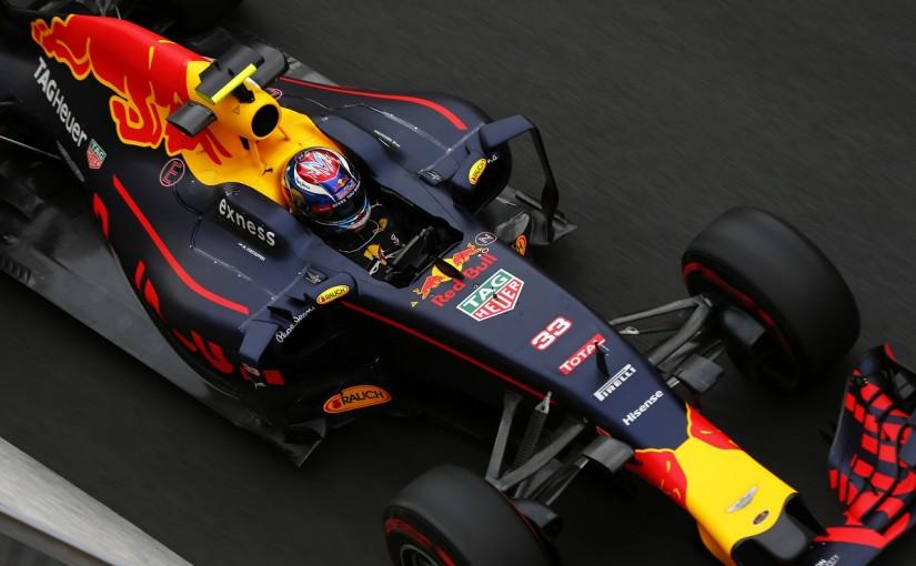 F1   フェルスタッペン「ボッタスの行為は危険で不必要で賢くない!」:レッドブル ヨーロッパ土曜