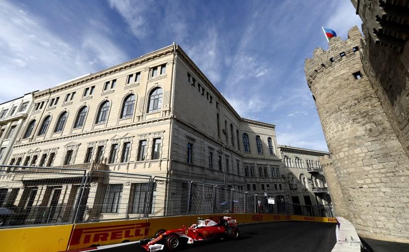 F1 | ライコネン「思いどおりに走れるようになってきた」:フェラーリ ヨーロッパ土曜