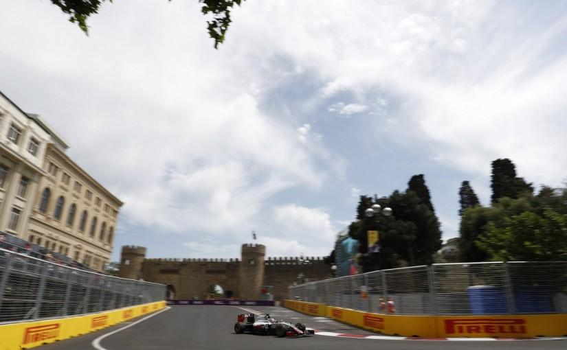 F1 | グロージャン「ベストの結果。でもブレーキが課題」:ハースF1 ヨーロッパ土曜