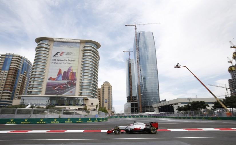 F1 | グロージャン「車にゴミが引っかかり、プランが台無しに」:ハースF1 ヨーロッパ日曜