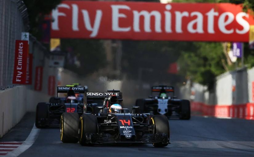 F1 | アロンソ「トラブルも辛いが、一番の問題はペースのなさ」:マクラーレン・ホンダ ヨーロッパ日曜