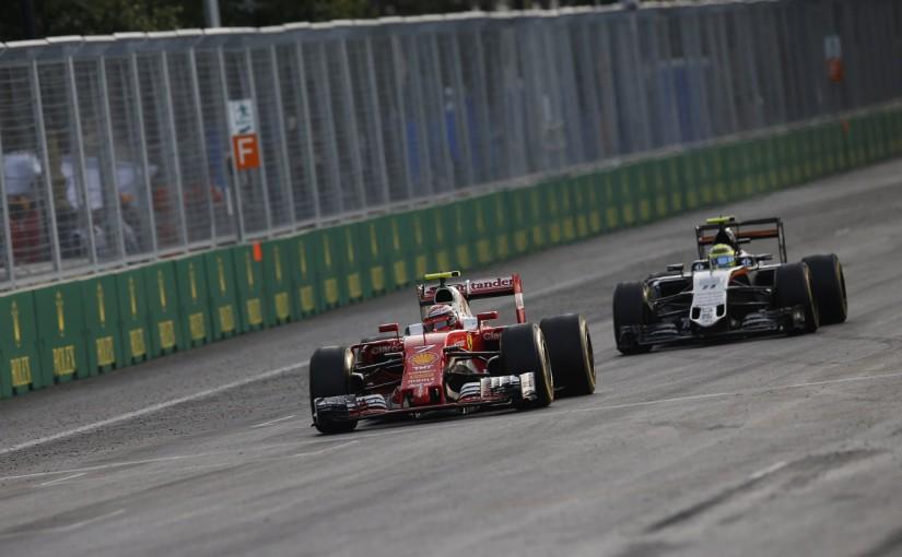 F1 | ライコネン「ばかげた規則で表彰台を失った」:フェラーリ ヨーロッパ日曜