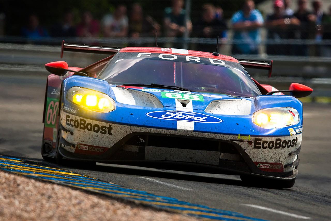 フォード、LM-GTE参戦1年目で勝利。1966年の初勝利から50年目を祝う