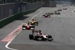F1 | GP2スプリントレースでの接触により、松下が次戦を出場停止処分に