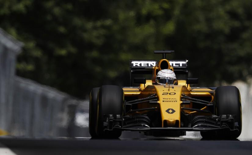 F1 | マグヌッセン「最後列にもくじけず努力し続けた結果」:ルノー ヨーロッパ日曜