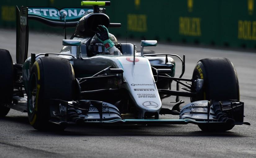 F1 | メカUPDATE:バクーのコース特性と勝者メルセデスの「スプーン形」ウイング
