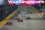 インフォメーション | 浜島氏の解説付ランチパーティーも開催。F1シンガポールGPアクセスツアー販売開始