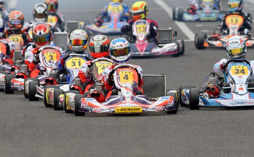国内レース他 | オートバックス全日本カート選手権第3戦・第4戦レポート