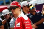 F1 | フェラーリ、ライコネンとの契約について言及も「道のりは長い」