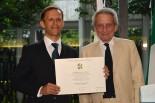 スーパーGT | ロニー・クインタレッリに栄誉。母国イタリアから勲章を受ける