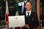スーパーGT | 【動画】ロニー・クインタレッリ イタリア勲章授与の様子