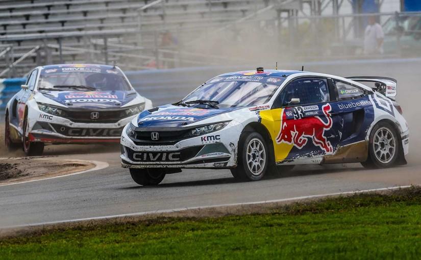 ラリー/WRC | ホンダ・シビックGRC、開幕3戦で着実に戦闘力向上