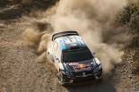 2月のWRC第2戦スウェーデン以来、勝利から遠のいているセバスチャン・オジエ(フォルクスワーゲン・ポロR WRC)