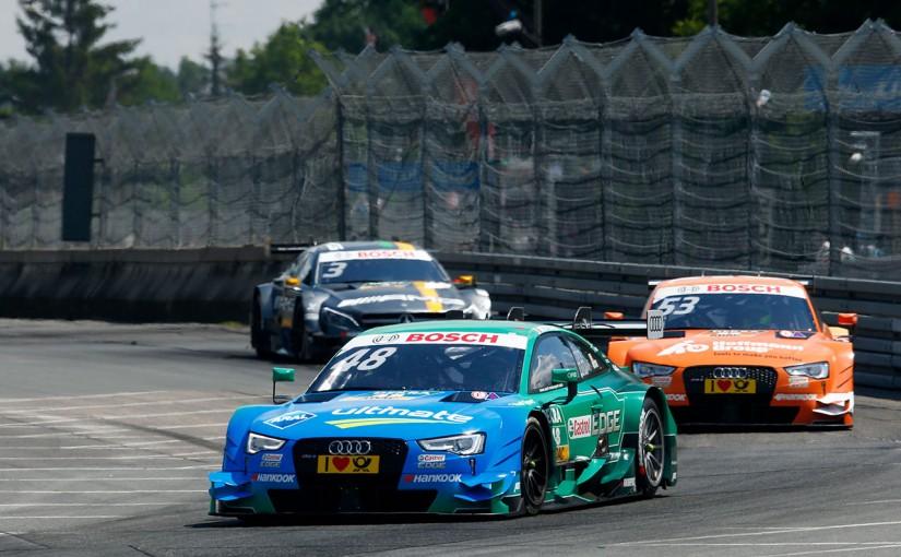 海外レース他 | DTM第7戦ノリスリンク:2003年から続くメルセデス勢の連勝がついにストップ