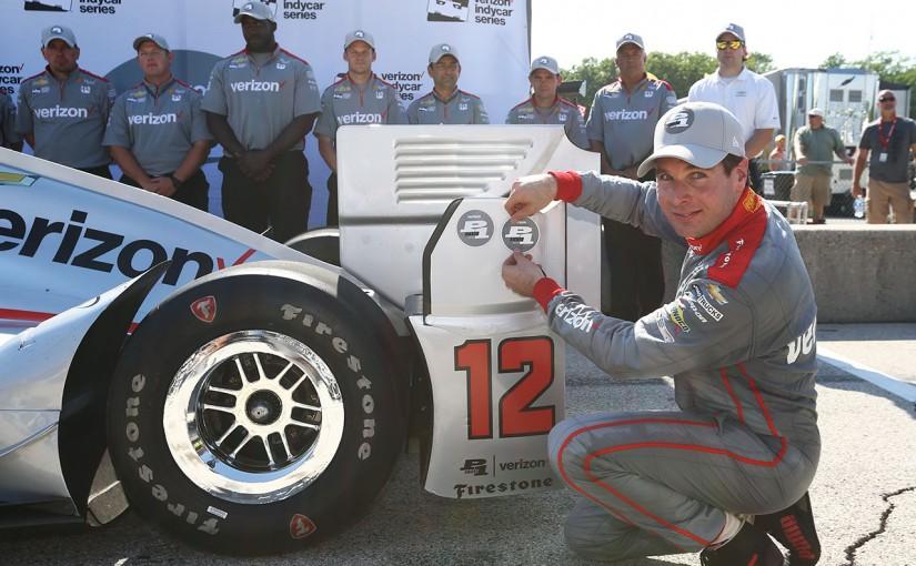 海外レース他   【順位結果】インディカー第10戦ロード・アメリカ予選総合結果
