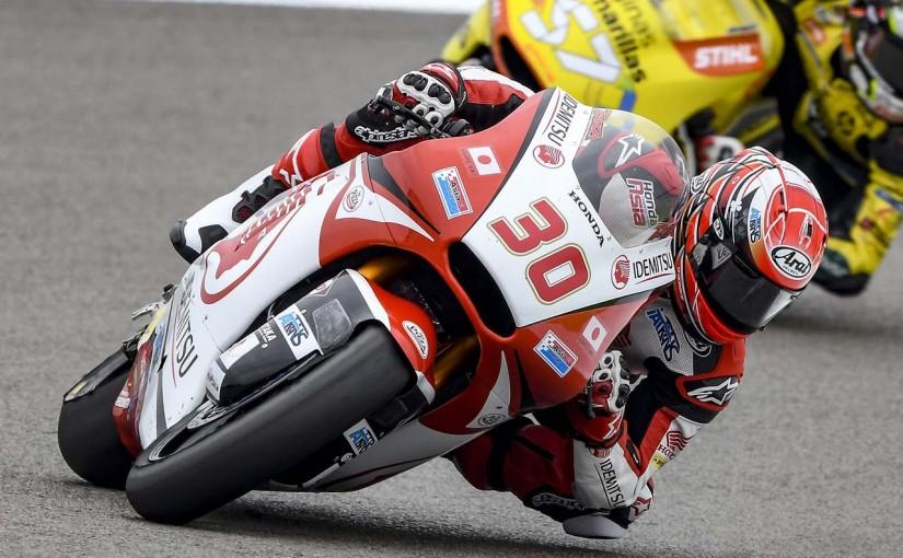 MotoGP | 日本人ライダー中上貴晶がMoto2クラス初優勝
