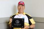 パイクスピーク・インターナショナル・ヒルクライムの殿堂『ホール・ オブ・フェイム』入りを果たしたモンスター田嶋