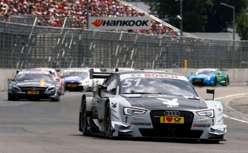 海外レース他 | DTM第8戦:ミューラーがDTM初優勝。今季7人目のウイナーに