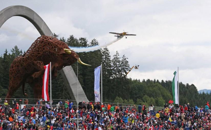 F1 | F1オーストリアGP、TV放送&タイムスケジュール