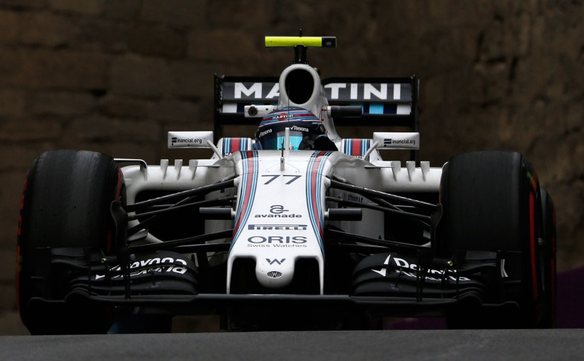 F1   メカUPDATE:ウイリアムズはノーズのディテール開発を継続