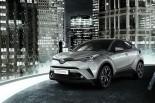クルマ | トヨタ、新型SUV『TOYOTA C-HR』のインテリアデザインを公開