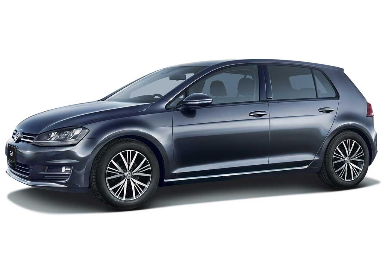 VWの人気主力モデル4車種に専用装備満載の『ALL STAR』登場