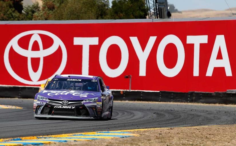 海外レース他 | TOYOTA GAZOO Racing NASCAR ソノマ レースレポート