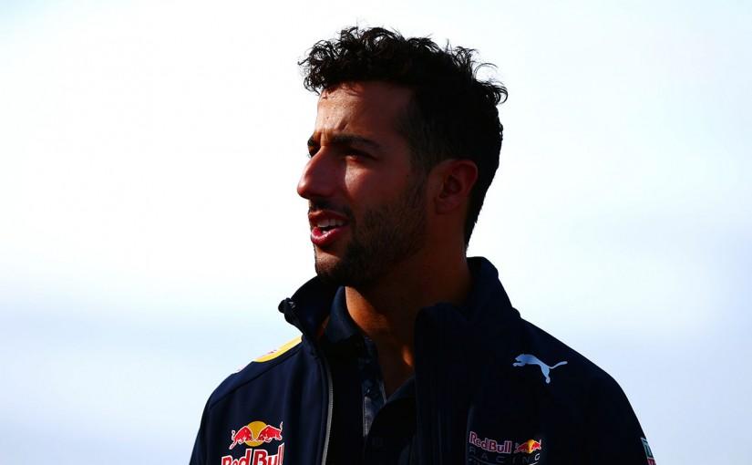 F1 | リカルドが語るフェラーリ入りの可能性とベッテルとの関係