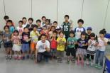 スーパーGT | 小暮、今年も工作教室で子どもたちと交流。「一生懸命な姿に心を動かされた」