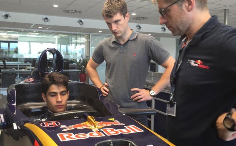 F1 | 18歳のレッドブルジュニア、F1テストデビューが決定