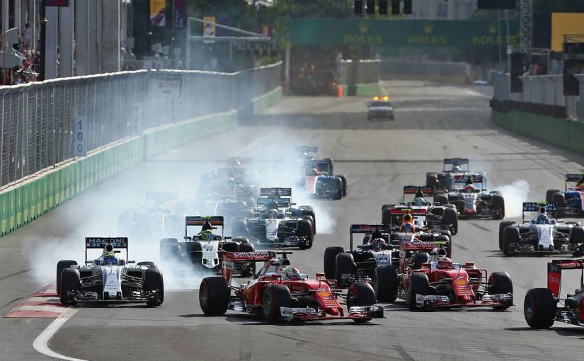 F1   GP topic:平穏なバクーは今年で見納め? ヨーロッパGPが荒れなかった理由