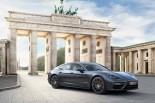 クルマ | 911と共通するデザイン採用。ポルシェ、新型パナメーラ発表