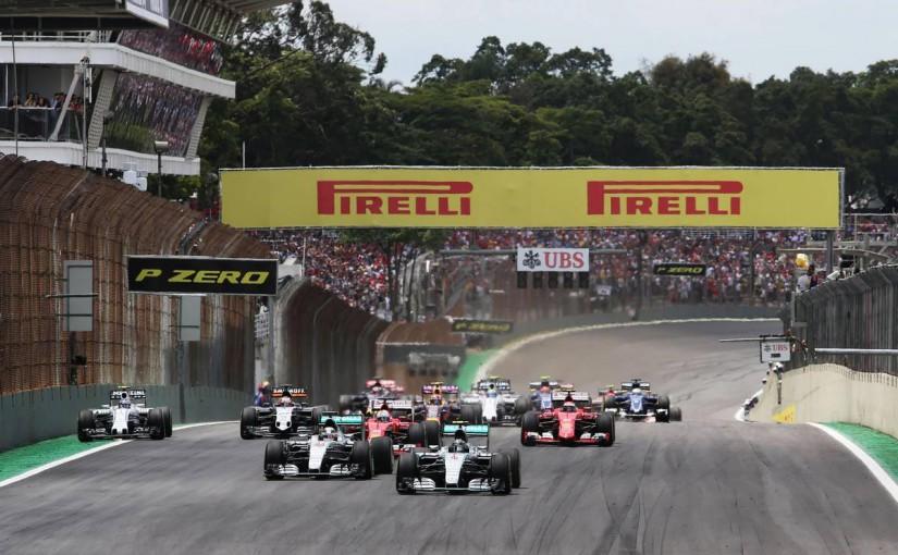 F1   ブラジルGP主催者、存続危機説を一蹴「バーニーは本心ではブラジルが好き」