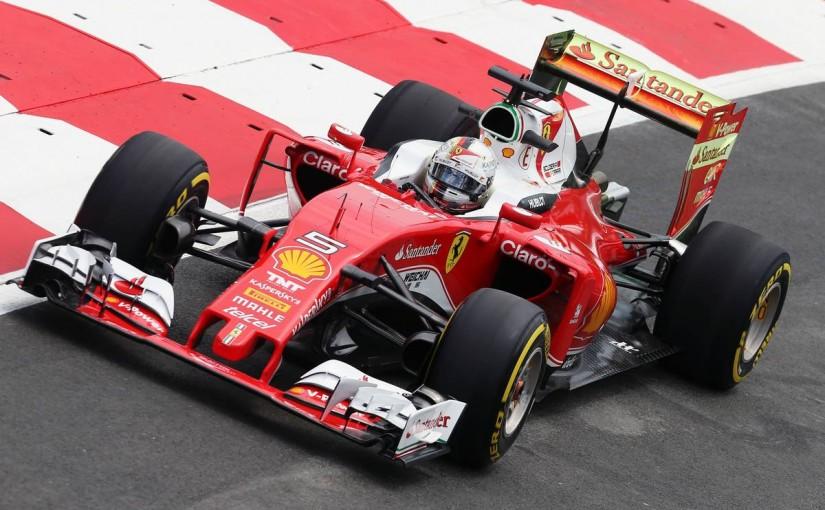 F1   メカUPDATE:走り出しのセッティングを外した、フェラーリの試行錯誤