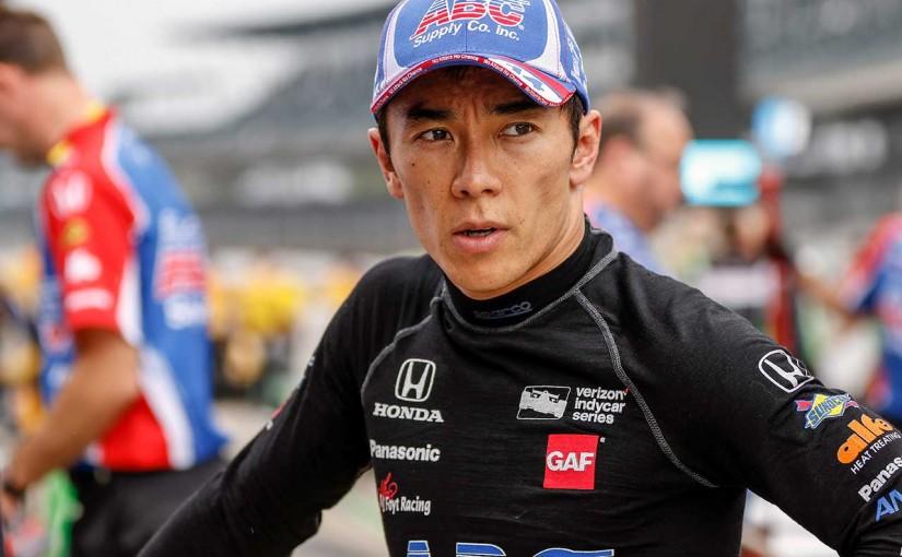 海外レース他 | 第100回インディ500に挑んだ琢磨に密着のドキュメンタリー、NHKで再放送