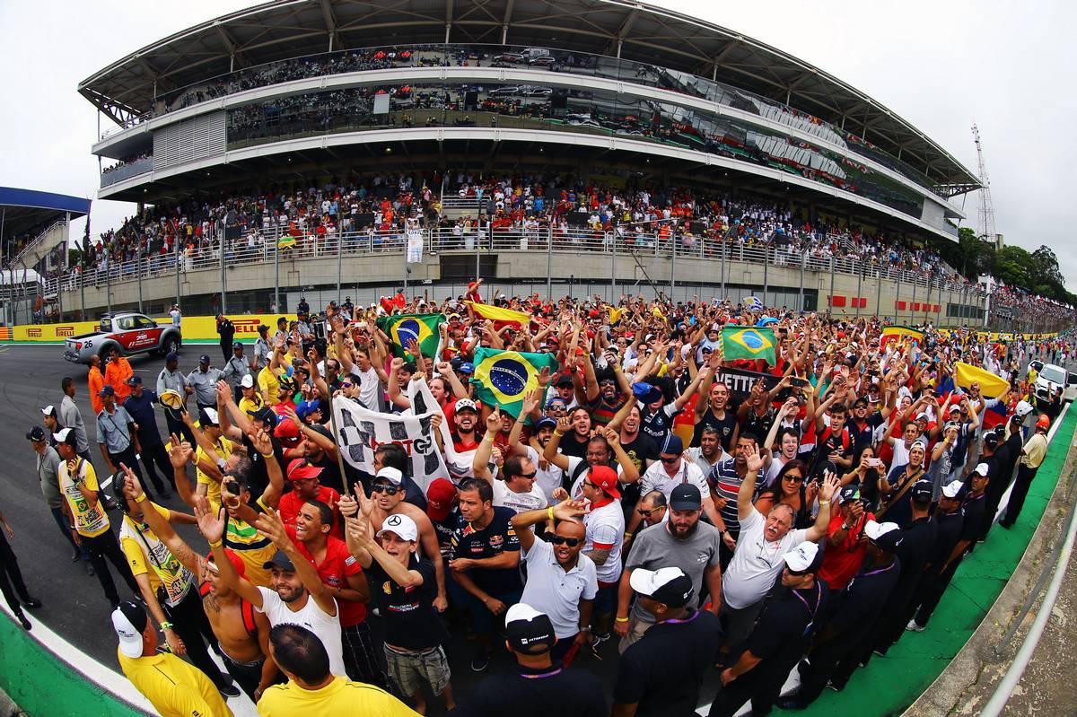 2015年F1ブラジルGP – AUTOSPORT...