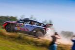 WRC第7戦ポーランド ティエリー・ヌービル(ヒュンダイi20 WRC)