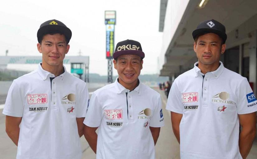 MotoGP   鈴鹿8耐:小山知良&山田誓己がチームフロンティアから8耐参戦