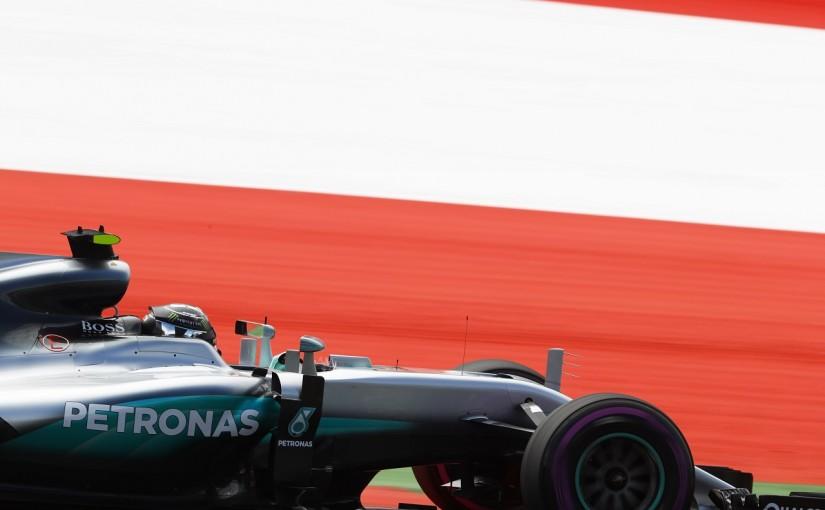 F1   ロズベルグ「ウルトラソフトはここには軟らかすぎる」:メルセデス オーストリア金曜