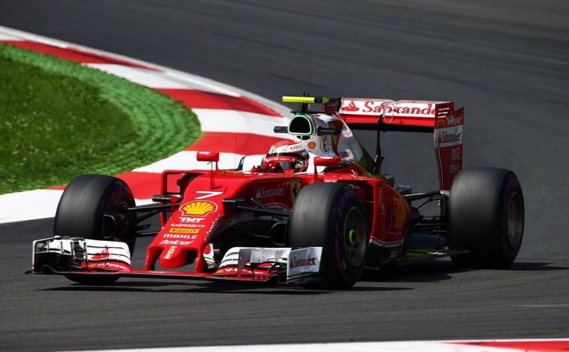 F1 | ライコネン「まだ真の序列は見えてこない」:フェラーリ オーストリア金曜
