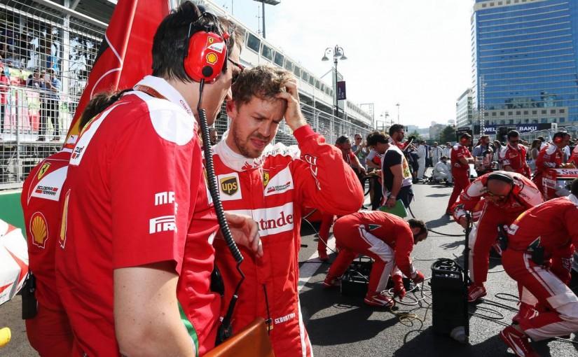 F1   無線通信の規制に賛否両論。ベッテルは「F1は記憶力の競技ではない」と批判