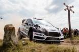 ラリー/WRC | 【順位結果】WRC第7戦ポーランド SS10後 暫定結果