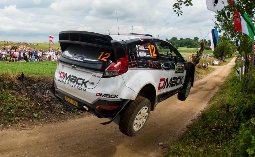 ラリー/WRC | WRCポーランド:プライベーターのタナク、今季初の総合首位奪取