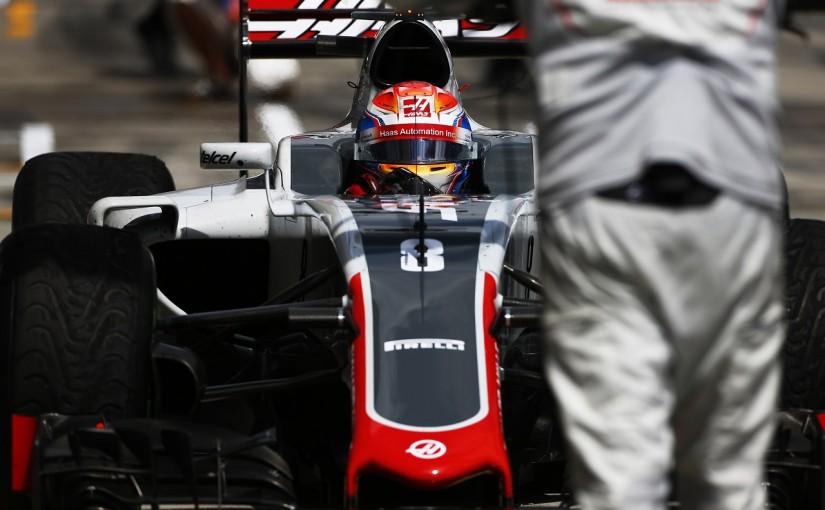 F1 | グロージャン「ハミルトンの行動は危険。大クラッシュになるところだった」:ハースF1 オーストリア金曜