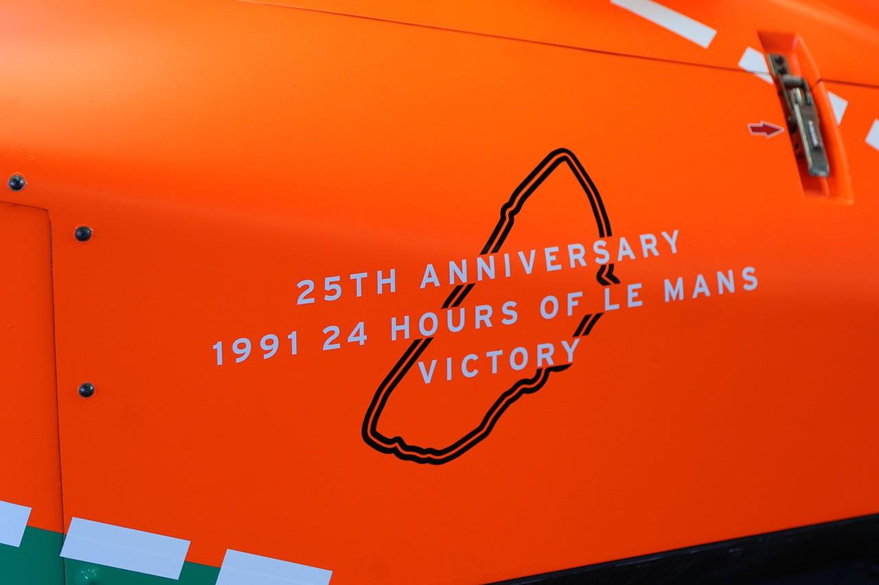 ル・マン制覇から25年。マツダ・プロトが特別カラーでワトキンスグレンに挑む