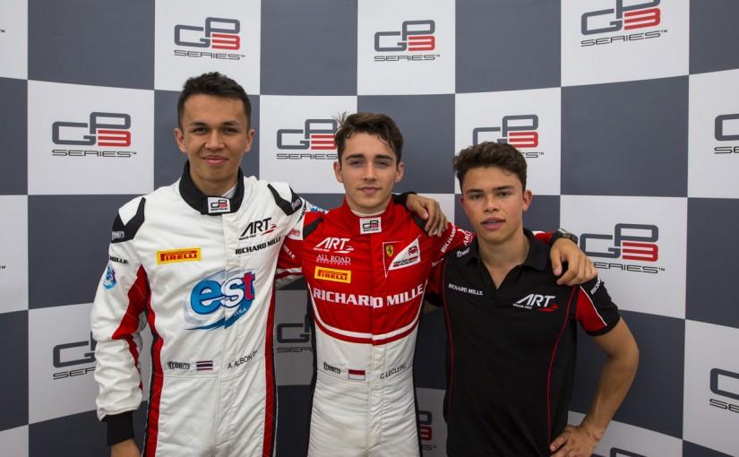 海外レース他 | 【順位結果】GP3第2戦オーストリア 予選