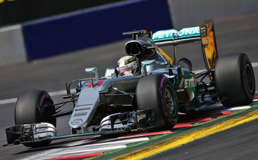 F1 | 予選Q2速報:残り3分で雨が到来、ハミルトンはウルトラソフトでトップタイム
