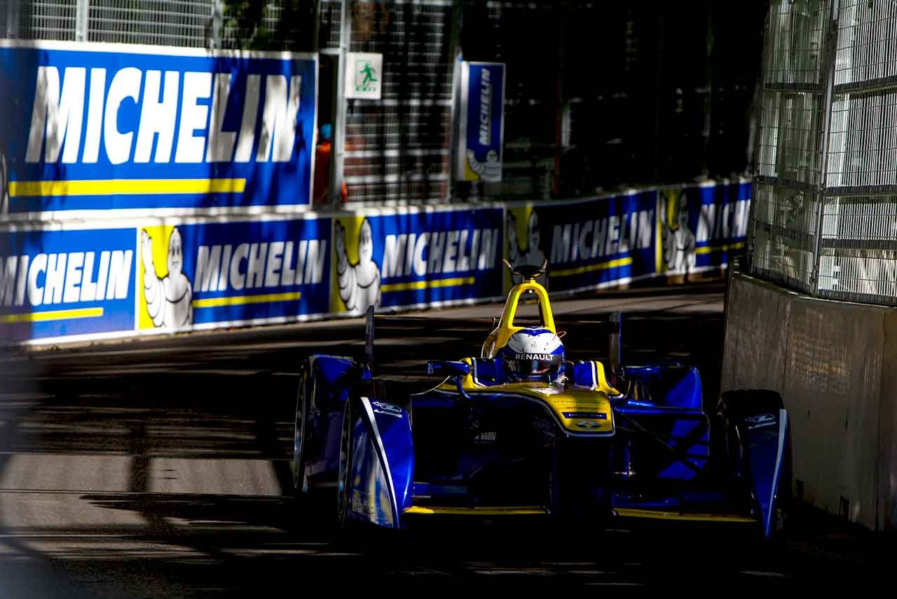 フォーミュラE第9戦ロンドンePrix